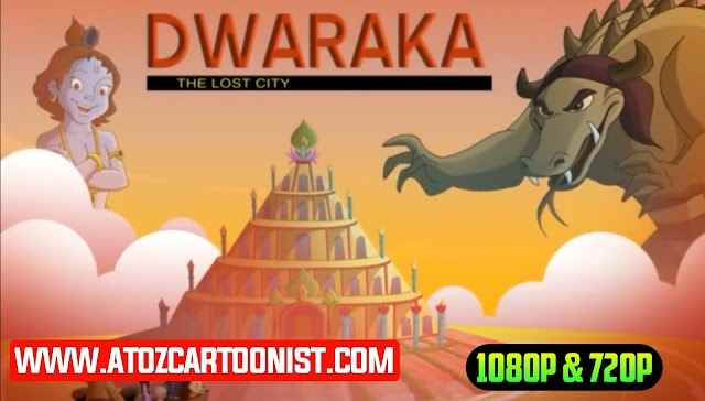 CHHOTA BHEEM - DWARAKA THE LOST CITY (S05E10) FULL EPISODE IN HINDI DOWNLOAD (720P & 1080P)