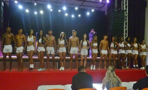Concurso Garoto e Garota Fitness