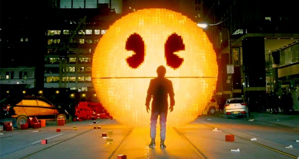 Pixels de Chris Columbus
