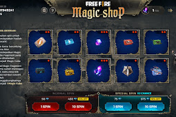 Bundle Magic Cube Terbaru Free Fire Januari 2020