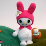 http://www.sabrinasomers.com/free-crochet-pattern-mymelody-spanish.php