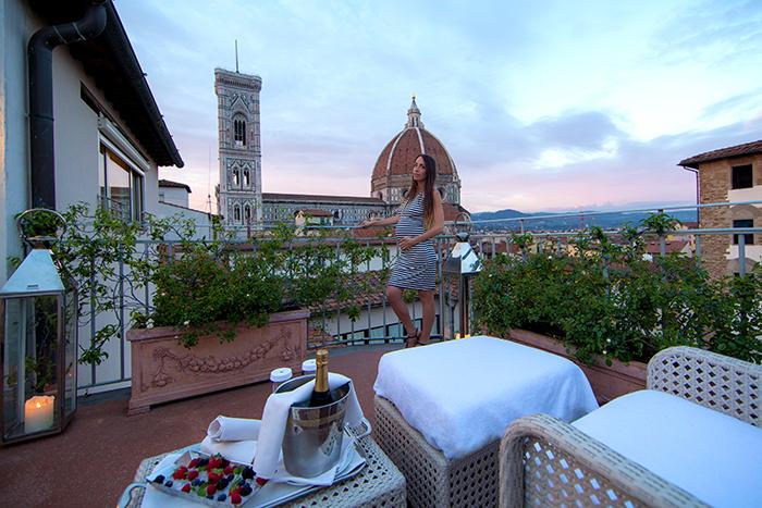 terrazza hotel brunelleschi firenze