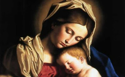 Contoh Doa Syukur kepada Bunda Maria dan Novena 3 Salam Maria
