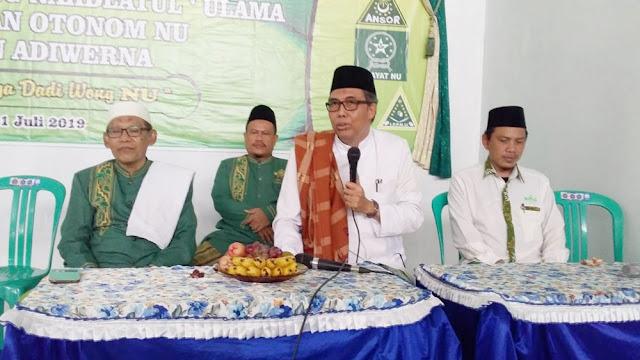 KH Subhan Ma'mun Sebut Banyak Negara Islam Belajar ke NU