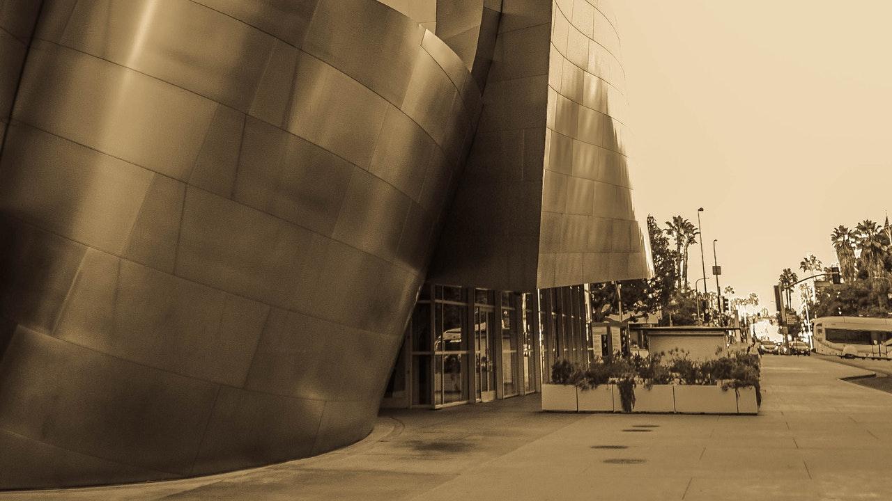arquitectura deconstructivismo obras