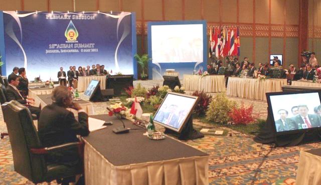 Tahun 2010 lalu, Majelis Antarparlemen ASEAN sedang membahas kemungkinan Bahasa Indonesia sebagai bahasa resmi ASEAN