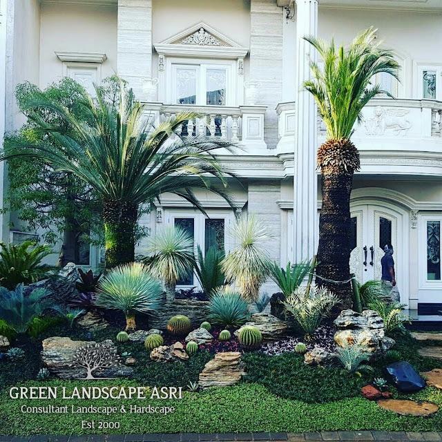 Jasa Tukang Taman Purworejo | Jasa Pembuatan Taman Di Purworejo Jawa Tengah