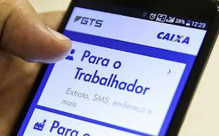 Governo libera saque de 500 reais do FGTS