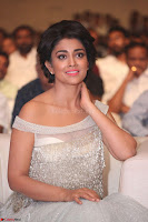 Shriya Saran in Stunning White Off Shoulder Gown at Nakshatram music launch ~  Exclusive (119).JPG