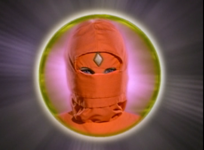 Orange Power Ranger