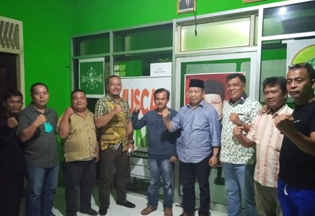 Ketua DPW PKB Sumsel Turun Langsung Cek  Kesiapan Muscab DPC PKB Muara Enim