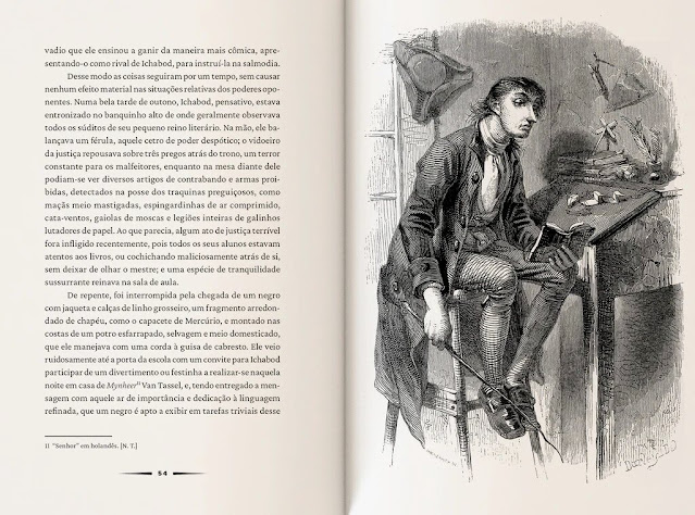 detalhe de Ichabod Crane