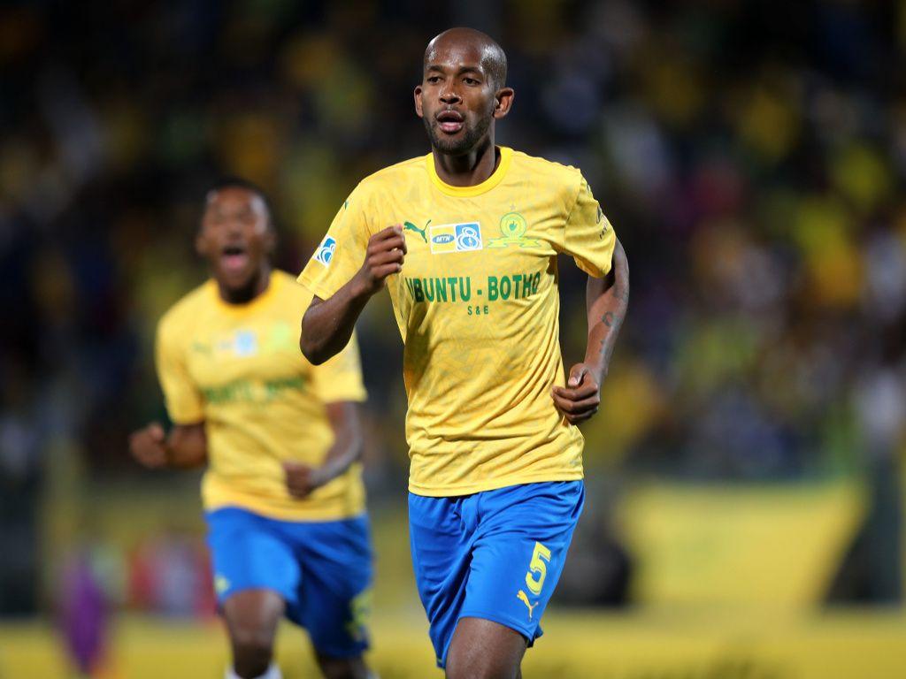 Mamelodi Sundowns defender Mosa Lebusa
