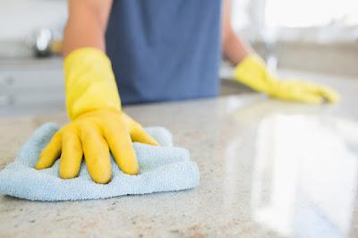 Tips Cara membersihkan Granit Kusam Agar Kembali Berkilau