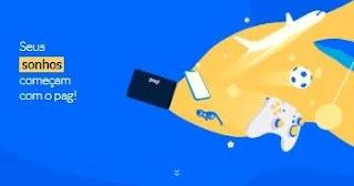 Cadastrar Promoção Cartão pag! 10 iPhones 11 e 10 Vales-Viagem 10 Mil Reais