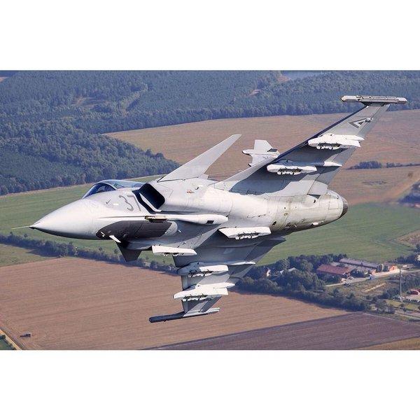 Asian Defence News: Saab offers Gripen fighter jets under