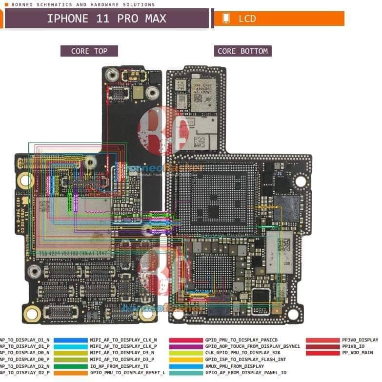 borneo schematics download program