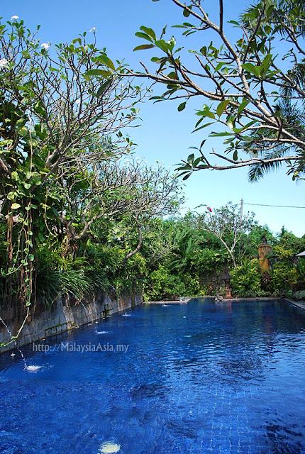 Pool at Canggu Tugu Hotel
