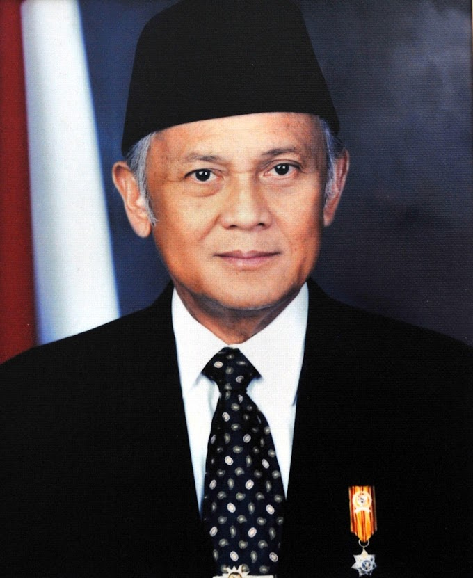 Turut Berduka Cita wafatnya Bapak Prof. Dr. Ing. H. Bacharuddin Jusuf Habibie