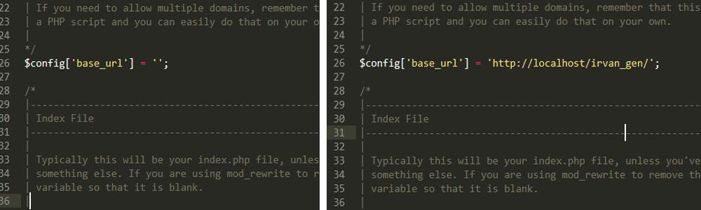 Belajar CodeIgniter Part 4: Cara Membuat Template Web Dengan CodeIgniter 2