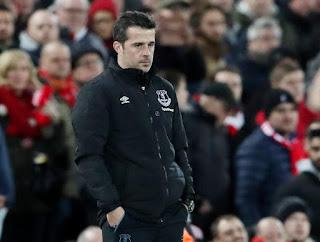Everton sack former Watford boss Marco Silva