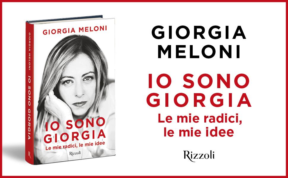 Libro Giorgia Meloni
