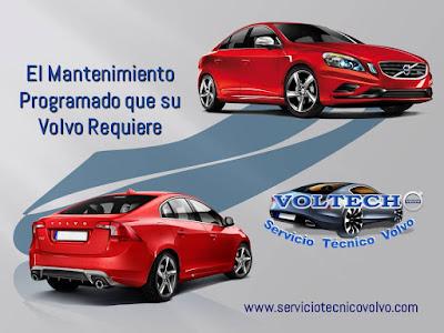 Mantenimiento Volvo Voltech
