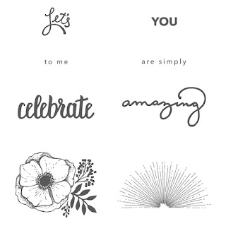 Take a look at the Amazing You stamp set by Stampin' Up!