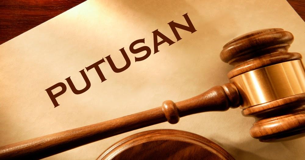 Eksaminasi Hukum: Kewenangan Hakim Secara Ex Officio Menyatakan ...