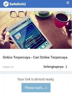cara download aplikasi di SafelinkU