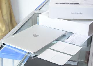 Jual MacBook Pro 13-inch 2017 Two Thunderbolt 3 Ports Fullset