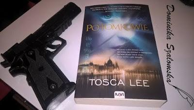 """#131 Recenzja książki """"Potomkowie"""" Tosca Lee"""
