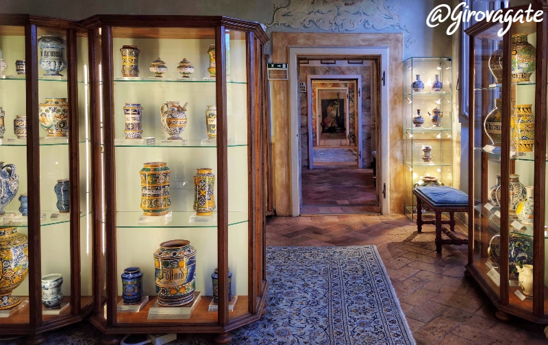 Sansepolcro Museo Aboca
