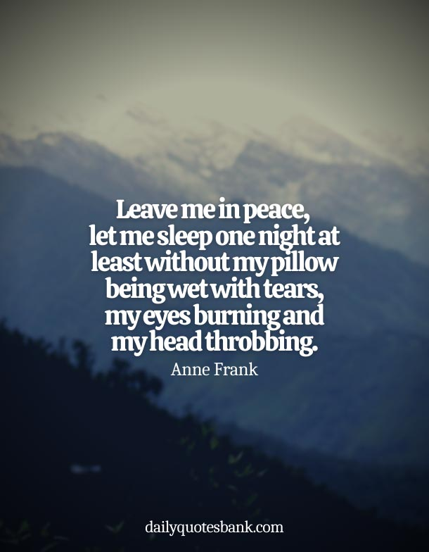 Funny Quotes About Being At Peace With Yourself