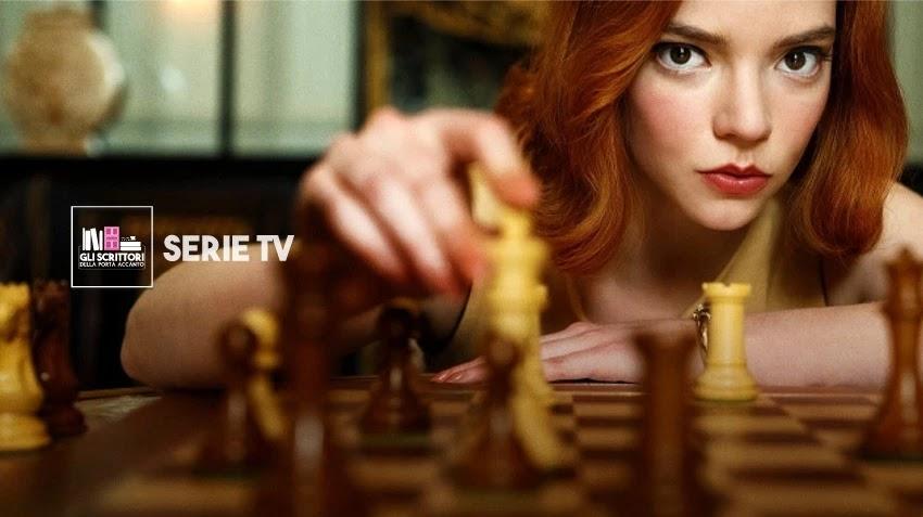 La regina degli scacchi: una nuova serie TV Netflix