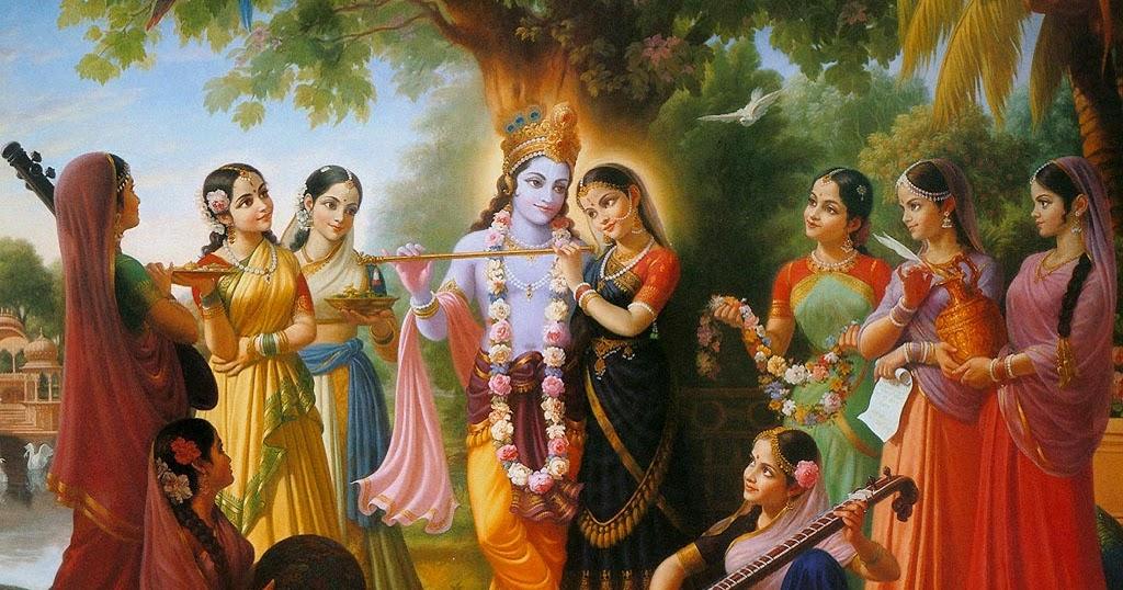 Citizen Love For Radha Miss Wallpaper Download: Radha Krishna Graphics Wallpaper, Animation Pics