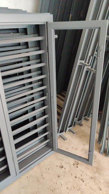 Steel Windows Latest Design