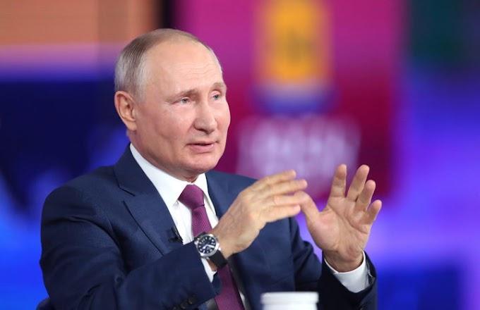Új nemzetbiztonsági stratégiát hagyott jóvá Putyin