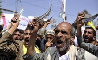 70 Tentara Yaman Tewas Dibom Syiah Houthi saat Salat Isya di Masjid