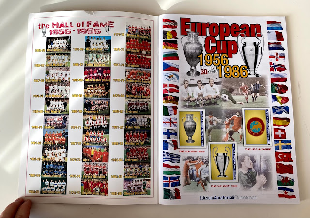 Euroean Cup Hall of fame Qubotondo