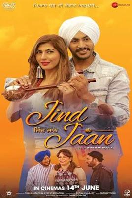 Jind Jaan 2019 Punjabi 576p HDTVRip 950MB