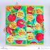 Fabulous floral tag folder - Polkadoodles Love2Create challenge