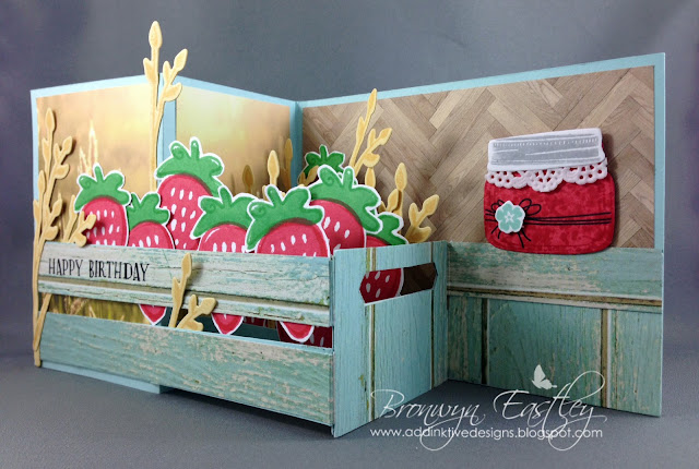 Addinktive Designs At Blogger Pop Up Z Fold Card In A Box