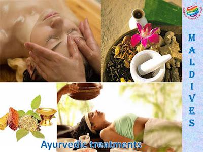 Maldives - Ayurvedic treatments