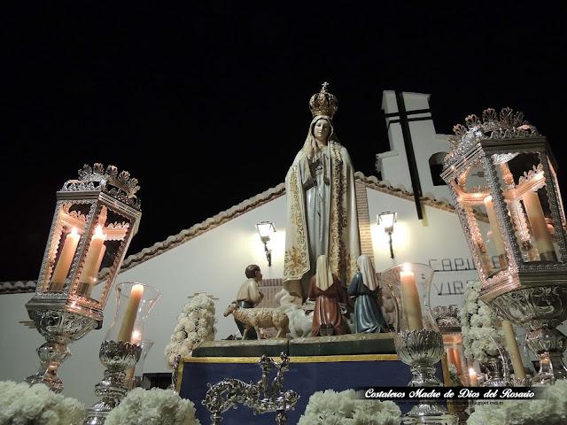Cien años de Fátima - los últimos momentos con la Virgen