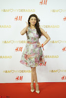 Pranitha Subash in lovely Flower Print Sleeveless Short dress ~  Exclusive 019.JPG