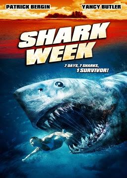 Shark Week affiche
