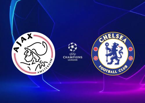 Ajax vs Chelsea -Highlights 23 October 2019