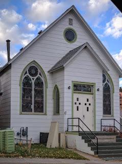 First Presbyterian Church, Lead, South Dakota