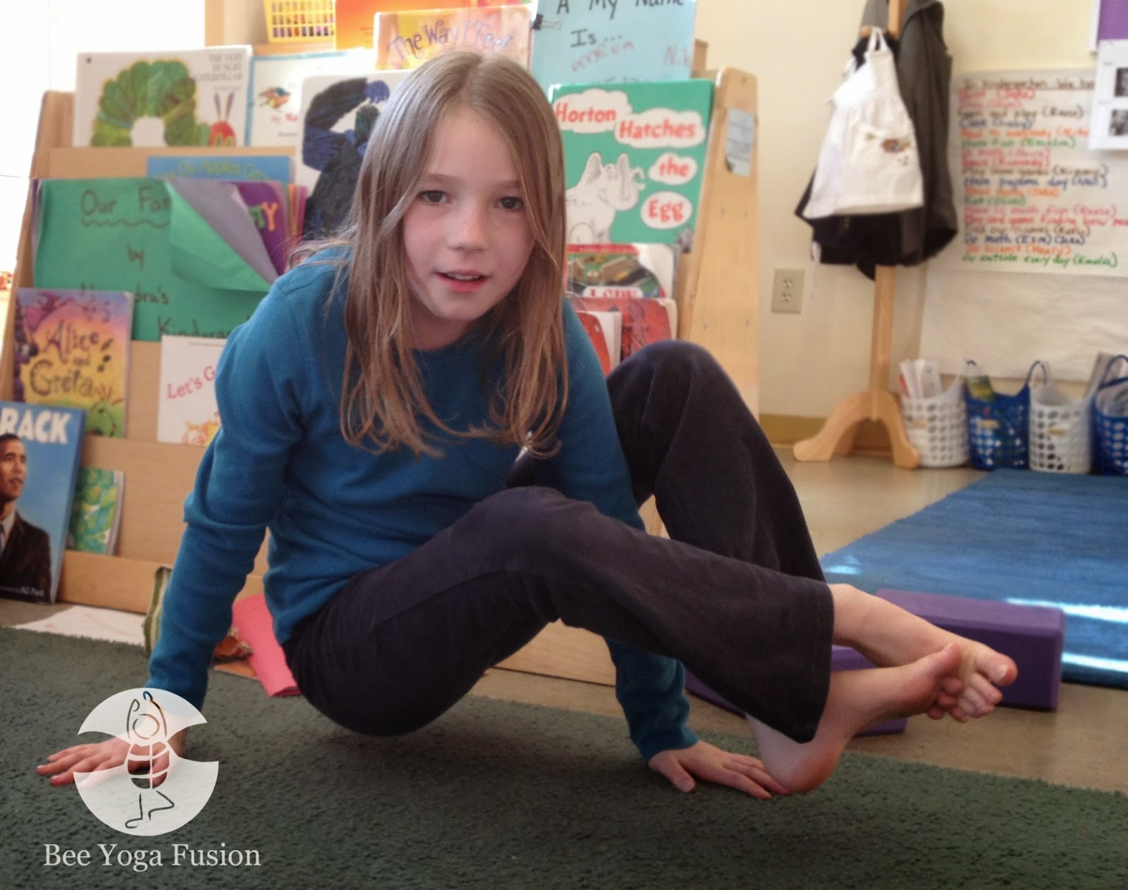 Yoga Poses To Avoid Doing With Kids